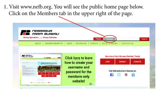 new website login steps1
