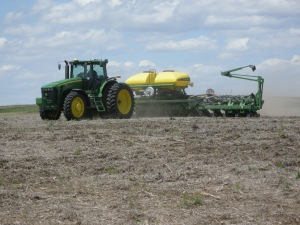 Ask a Farmer - Planting Photo