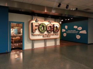 FOOD exhibit