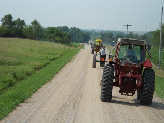 Photograph Courtesy of Linda Hamling of Boone County