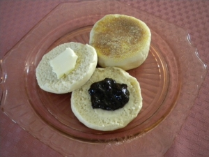 homemade english muffins2