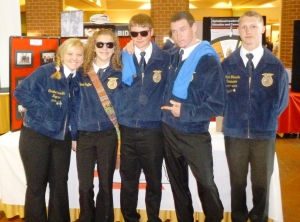 FFA sunglasses