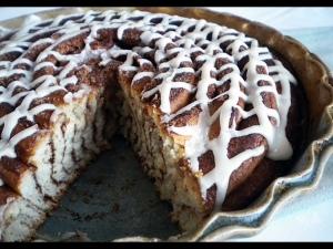Pg A5 - Cinammon coffe cake