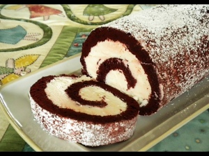 Pg A5 - Red Velvet Roll