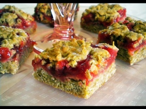a5 Recipes- Strawberry Rhubarb