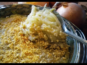 A5 Recipes- sweet onion casserole