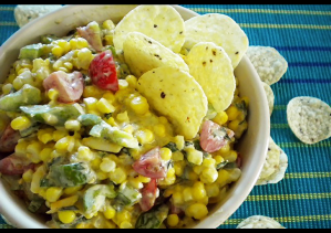 Corn Dip Aug Recipe