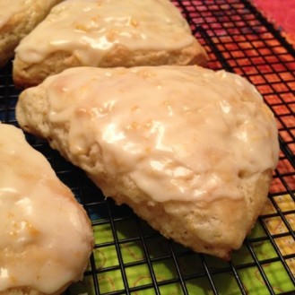 Orange Cream Scones3