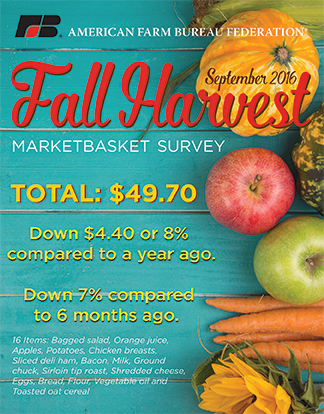CS16_167 2016 Fall Harvest Marketbasket Surevy